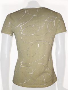 Rose Capa T-Shirt kurzarm in olive 3