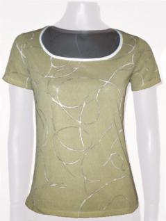 Rose Capa T-Shirt kurzarm in olive 1