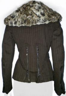 Isabel de Pedro Outdoor Jacke in braun 4