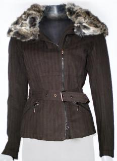Isabel de Pedro Outdoor Jacke in braun 1