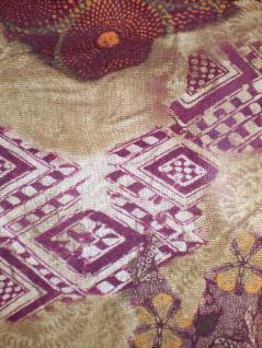 Rose Capa Shirt kurzarm in ockertönen - Vorschau 3