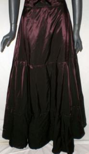 Tara Jarmon Abendkleid in aubergine - Vorschau 3