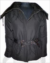 Lynne Outdoor Jacke in schwarz - Vorschau 1