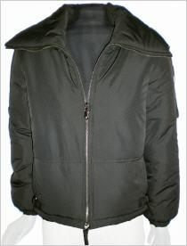 Lynne Outdoor Jacke in schwarz