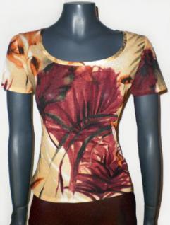 Rose Capa Shirt kurzarm