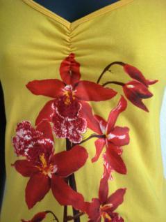 Isabel de Pedro Shirt kurzarm in gelb - Vorschau 2