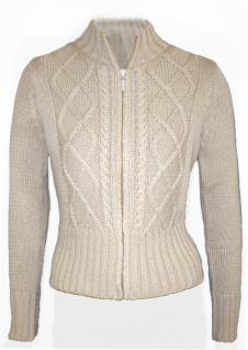 Tara Jarmon Strickjacke in beige