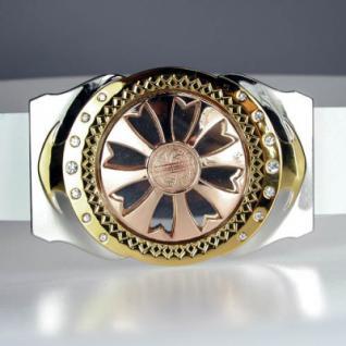 Iced Out Bling Silber Gold Spinner Rim Dollar - Vorschau