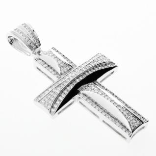 Iced Out Bling MICRO PAVE Anhänger - FUTURISTIC KR