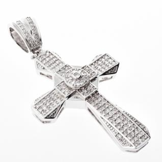 Iced Out Bling MICRO PAVE Anhänger - KILLA KREUZ