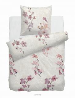 HnL Velvet-Touch Bettwäsche Savona Multi aus Baumwolle