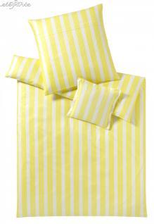 Elegante Comfort-Satin Bettwäsche Nice 2102-3 Honig