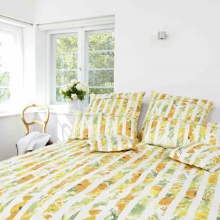 Elegante Comfort-Satin Bettwäsche Cannes 2101-3 Honig