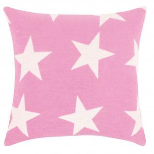 PAD Kissenhülle STAR 50 x 50 cm pink