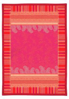 Bassetti Granfoulard Plaid Tiziano V1 135x190 cm rot
