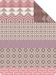 Ibena Jacquard Decke Ringsted 150x200 cm