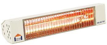 Infrarotstrahler Helios Top IP X5 - Vorschau 1