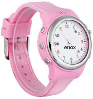 Enox Safe-Kid-One Kinderuhr Smartwatch GPS Tracker Peilsender SIM Karte Einsatz Anruf SOS Funktion - Vorschau 1