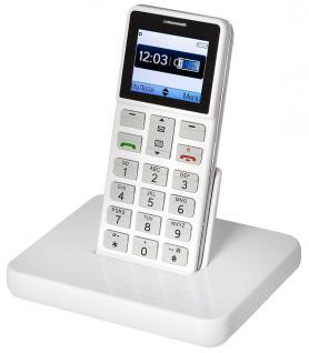 Grandfone Seniorenhandy SOS Notruftaste Grosse Tasten Rentner Handy Bluetooth Simlock-Frei - Vorschau 4