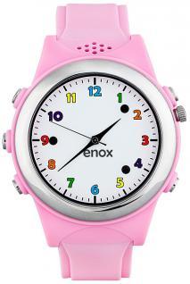 Enox Safe-Kid-One Kinderuhr Smartwatch GPS Tracker Peilsender SIM Karte Einsatz Anruf SOS Funktion - Vorschau 3