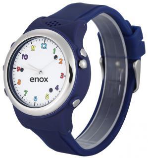 Enox Safe-Kid-One Kinderuhr Smartwatch GPS Tracker Peilsender SIM Karte Einsatz Anruf SOS Funktion