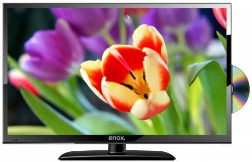 """Enox LL-0222ST2 22"""" LED TV 12V 24V FULL HD Fernseher Luxury Line Serie DVD Player DVB-S2 DVB-T2 - Vorschau 4"""