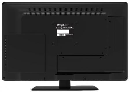 """Enox LL-0222ST2 22"""" LED TV 12V 24V FULL HD Fernseher Luxury Line Serie DVD Player DVB-S2 DVB-T2 - Vorschau 2"""