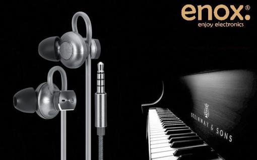 ENOX Masterpiece 1 Active Noise Cancelling In-Ear Kopfhörer High-Performance Geräuschreduzierung - Vorschau 4