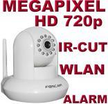 Foscam F21 IP Netzwerk HD Megapixel Kamera WLAN IR Nachtsicht Funk