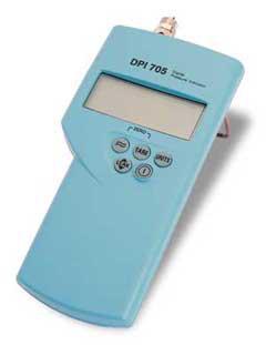 Druckmessgerät mit internem Sensor