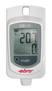 Funk-Temperatur-Datenlogger -30...+60 °C - Vorschau