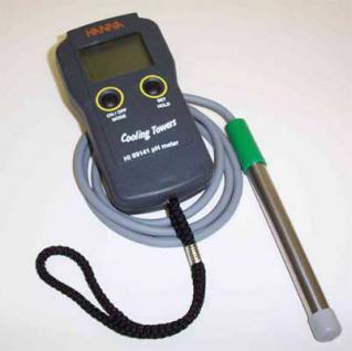 pH-Messgerät für Heizkessel u. Kühltürme - Vorschau