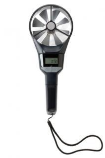 Flügelradanemometer, Geschwindigkeit bis 30 m/sek