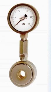 Hydraulischer Kraftaufnehmer 1 kN - 160 kN