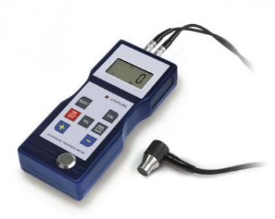 Ultraschall-Wanddickenmessgerät - Vorschau