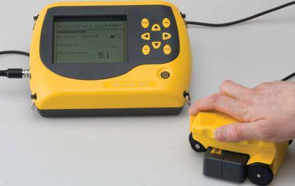 3D-Betonprüfmessgerät für Bewehrung
