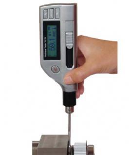 Härteprüfgerät mit integrierter DL-Sonde