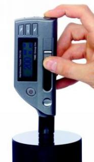 Härteprüfgerät mit integrierter C-Sonde - Vorschau