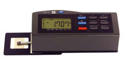 Rauheitsmessgerät mit digitaler Anzeige und RS-232