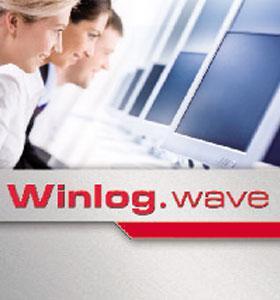 Winlog.wave Software - Vorschau
