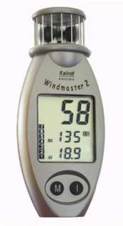 Windmaster Schalensternanemometer - Vorschau