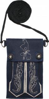 IPhone trendige Trachten Tasche Handytasche handy Leder-Imitat