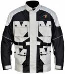 Motorrad-Jacke Motorradjacke Textilien Kombigeeignet Gr. XS-5XL