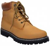 Stiefeletten Desert boots Schuhe Lederschuhe mittelbraun