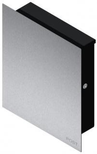 briefkasten edelstahl freistehend kaufen bei z e d susan richter. Black Bedroom Furniture Sets. Home Design Ideas