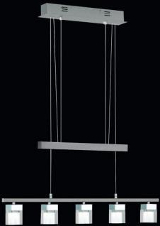 TRIO LED PENDELLEUCHTE CUBE 328510507 5x3W LAMPE - Vorschau