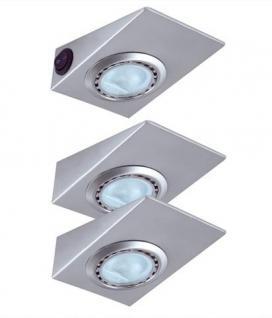 paulmann unterbauleuchten 3x20w 3505 keil eisen kaufen bei khl leuchten. Black Bedroom Furniture Sets. Home Design Ideas