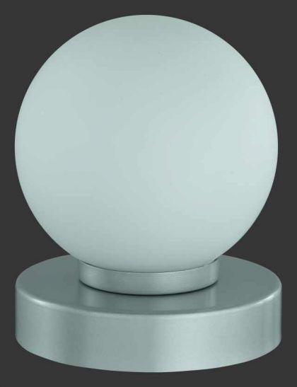 tischlampe tischleuchte touch lampe kugel weiss kaufen. Black Bedroom Furniture Sets. Home Design Ideas