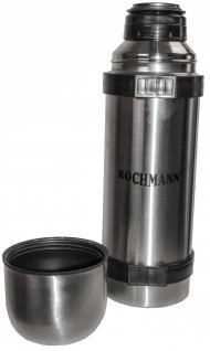 Thermoskanne mit Griff 1 Liter, Neu & OVP, Thermosflasche, Isolierkanne, Isolierflasche