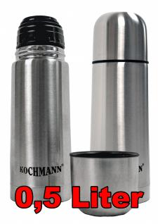 20 x Thermoskanne Isolierkanne 0, 5 Liter Thermos Isolier Kanne Isolierflasche